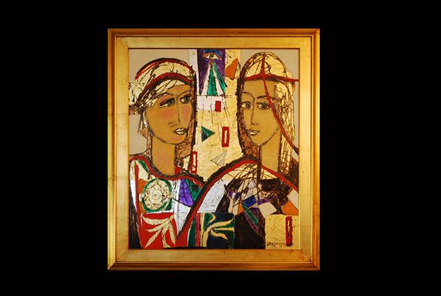 Hotel Bourbon Ibirapuera oferece exposição de Gregory Fink em tributo à Gustav Klimt