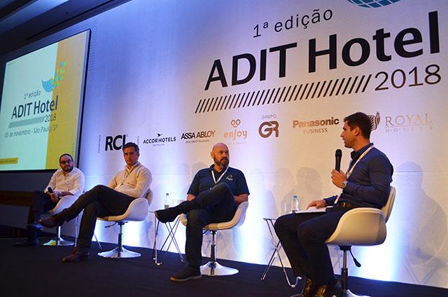 O papel do timeshare e da multipropriedade no Brasil é debatido no ADIT Hotel