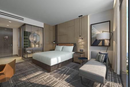 Hilton expande presença no México com abertura do Hilton Guadalajara Midtown
