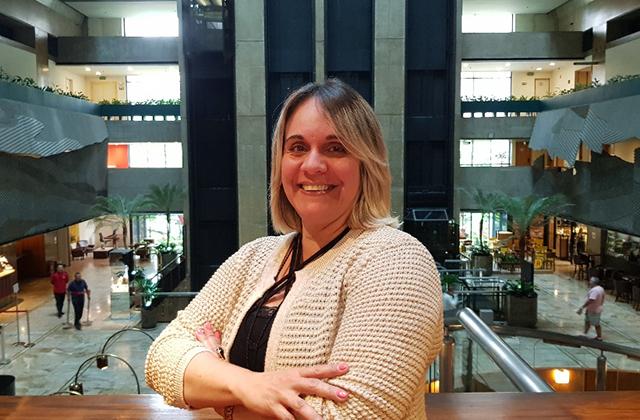 Maksoud Plaza anuncia Mônica Queiroz como nova Diretora de Vendas