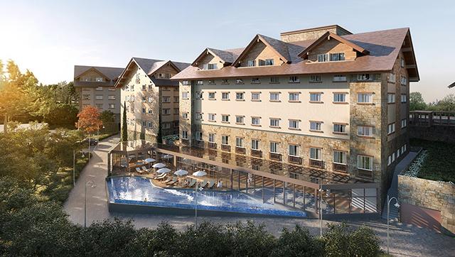 Wyndham celebra no FESTURIS a abertura do Termas Resort & Spa Gramado