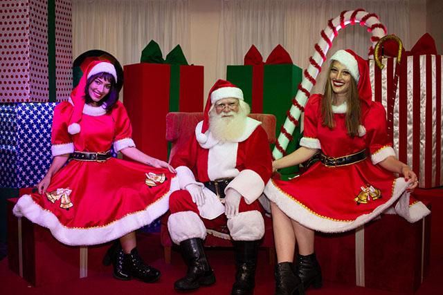 Tauá Resort Caeté inaugura a Casa do Papai Noel