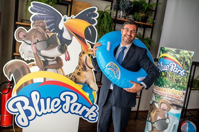 Mabu Hotéis & Resorts apresenta o Blue Park ao mercado