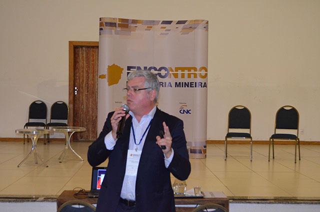 Ricardo Domingues palestrou no 18º Encontro da Hotelaria Mineira