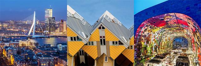 Kimpton Hotels abre sua 2ª unidade na Holanda, na hypada Roterdã