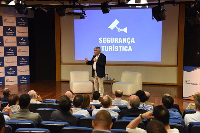 FECOMÉRCIO/RJ promoveu debates sobre crimes e segurança na indústria do Turismo
