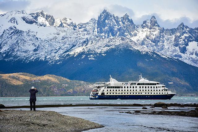 Australis, companhia chilena de cruzeiros de expedição, vence Cruise Critic Awards 2018