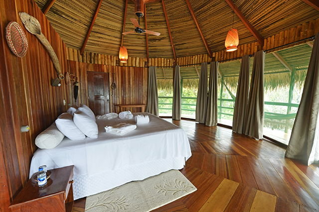 Juma Amazon Lodge investe na modernização de seus bangalôs