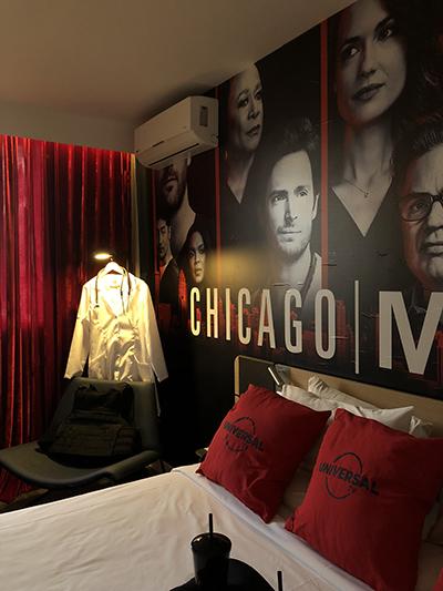 Novotel Morumbi (SP) lança quarto inspirado em Chicago Fire, P.D e Med