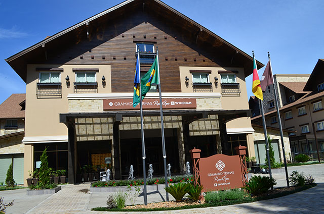 Wyndham Gramado Termas Resort & Spa é apresentado ao mercado