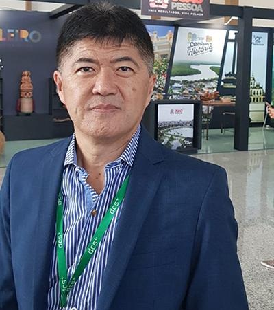 Gervasio Tanabe retorna à Abracorp como Diretor Executivo