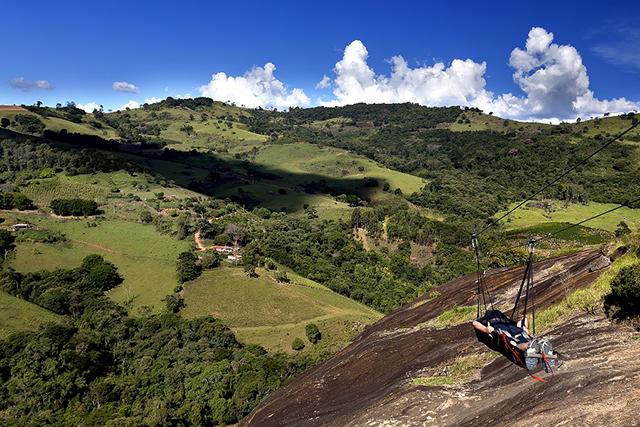 Hotéis fazenda de Socorro (SP) reúnem turismo ecológico, rural e de aventura