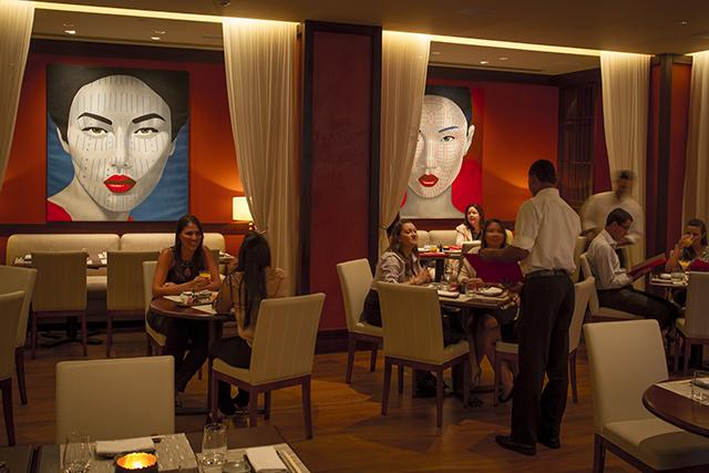 Restaurante MEE, do Belmond Copacabana (RJ), terá menu harmonizado com saquê