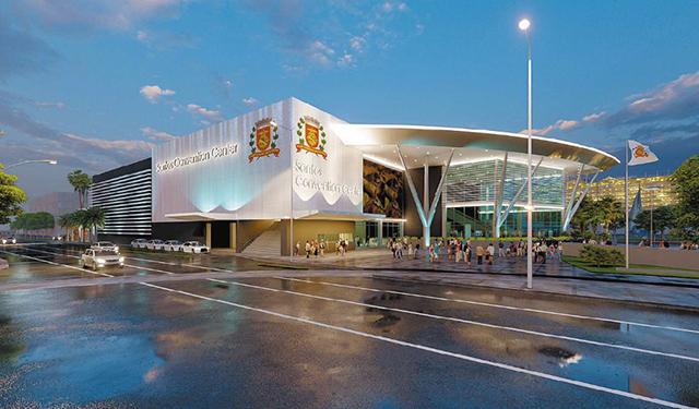 Santos, no Litoral Paulista, anuncia novo Centro de Convenções para 2020