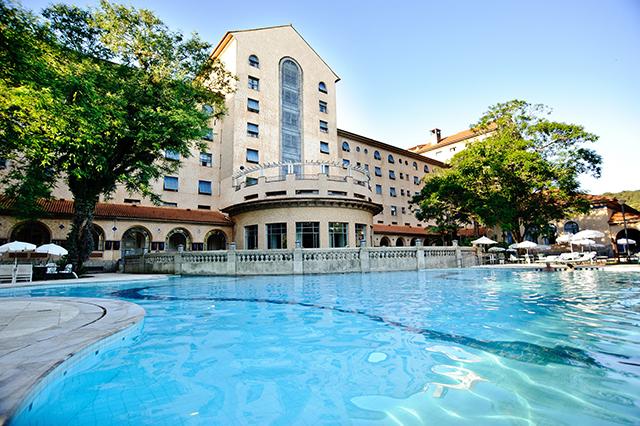Tauá Grande Hotel e Termas de Araxá (MG) é o novo associado da Resorts Brasil
