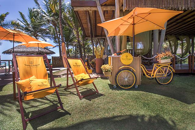 Nannai Resort & Spa inaugura o Lounge Veuve Clicquot para o verão 2019