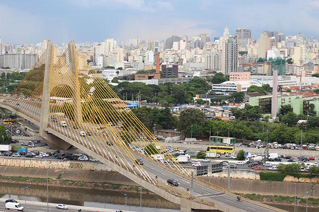 SP 465: Cidade ganha novo Mirante com vista 360º no Holiday Inn Parque Anhembi
