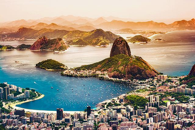 Ocupação hoteleira no Rio de Janeiro para Carnaval está em 62%