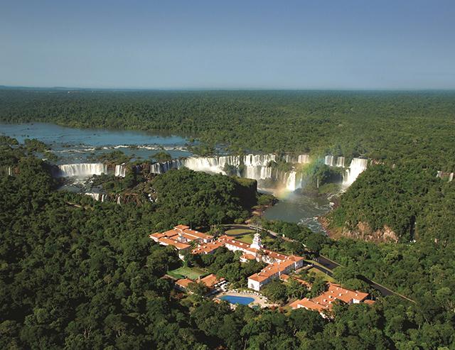 Hotéis Belmond no Brasil (RJ e PR) reabriram hoje