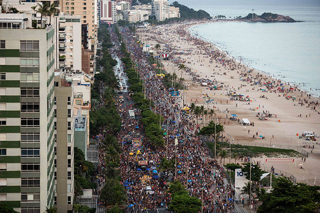 Hotelaria do Rio de Janeiro prevê boa ocupação no feriado de Finados