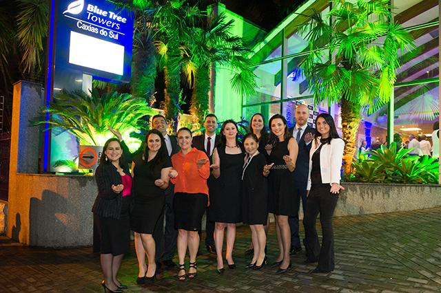 Blue Tree Caxias do Sul promove evento para celebrar 15 anos de atividades