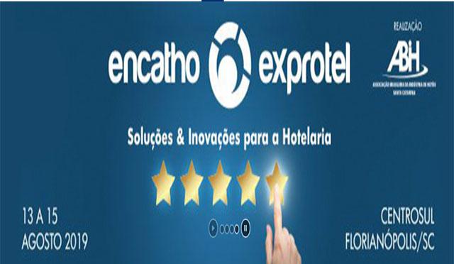 Feira Exprotel está com mais de 100 marcas confirmadas