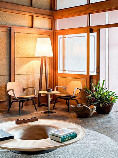 Resort Ponta dos Ganchos (SC) inaugura espaço de convívio para os hóspedes