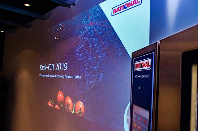 RATIONAL Brasil apresenta resultados de 2018 e premia parceiros