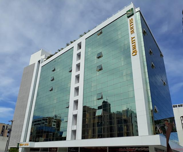 Atlantica Hotels inaugura Quality Suites João Pessoa
