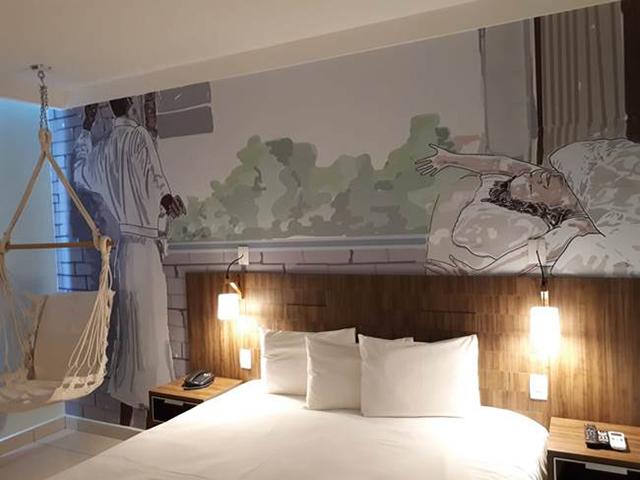 Conceito do ibis Styles Ribeirão Preto é inspirado na preguiça