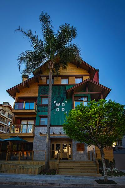 Wood Hotel Gramado celebra taxa de ocupação média acima de 50%