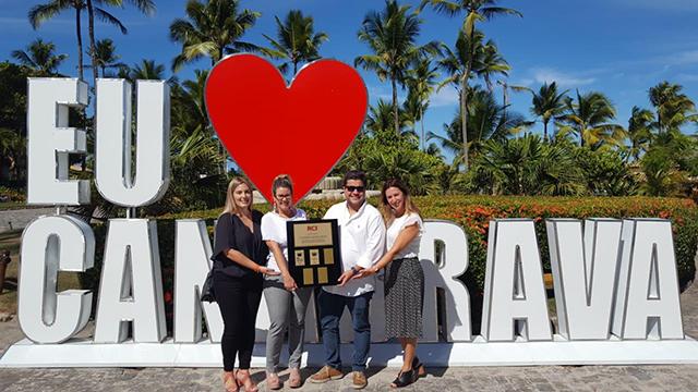 Cana Brava All Inclusive Resort é premiado pela RCI