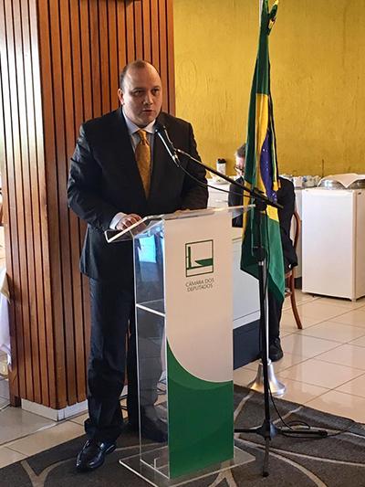 Resorts Brasil se reúne com parlamentares para debater hotelaria e turismo