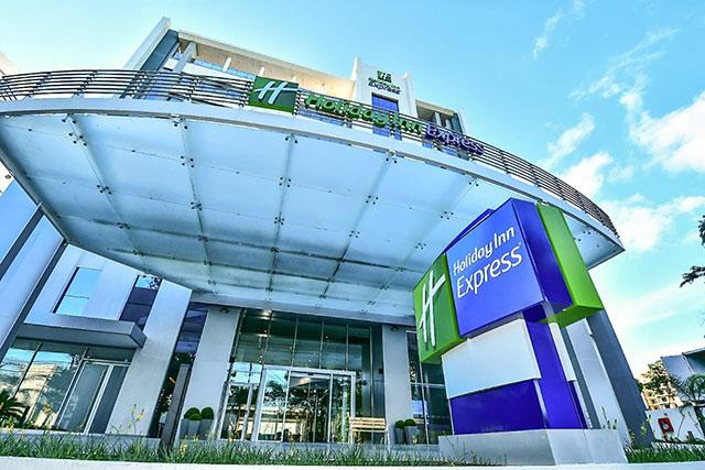 IHG inaugura o Holiday Inn Express Assunção Aviadores na capital do Paraguai