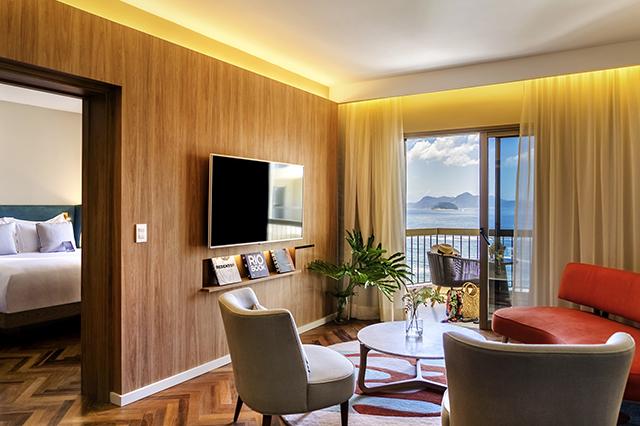 Design do Fairmont Copacabana (RJ) será inspirado na cultura local