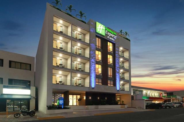 Holiday Inn Express & Suites abre suas portas em Playa del Carmen, no México