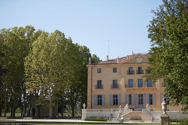 Château de Fonscolombe oferece hospedagem de luxo em Provence