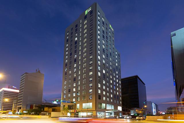 IHG inaugura no Peru o Holiday Inn Express Lima San Isidro
