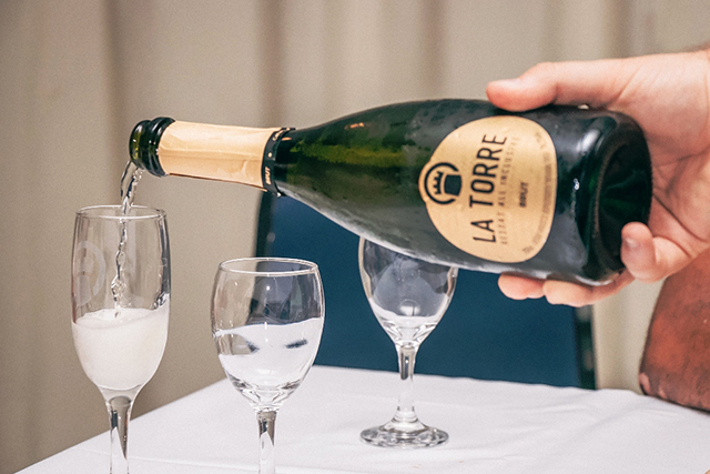 La Torre Resort e Casa Valduga realizam workshop sobre vinhos e espumantes