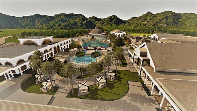 Jurema Águas Quentes confirma abertura de seu segundo resort