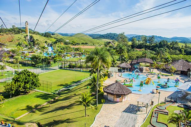 Aldeia das Águas Resort oferece entrada gratuita a pessoas com Síndrome de Down