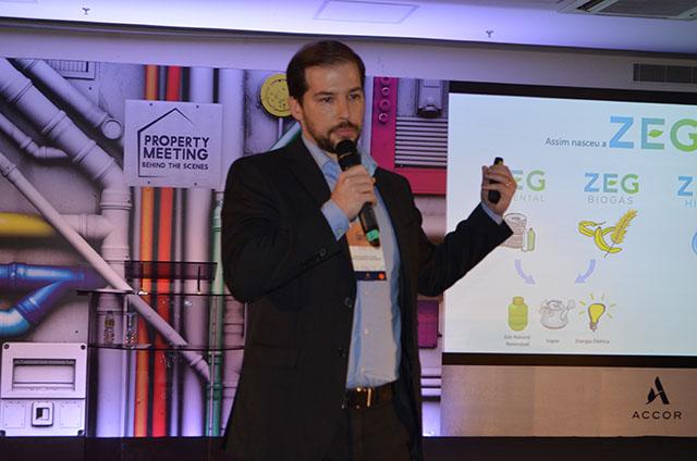 Energia renovável nos hotéis é tema de palestra no 2º Property Meeting Accor