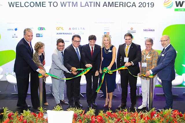 7ª edição da WTM Latin America tem início no Expo Center Norte (SP)