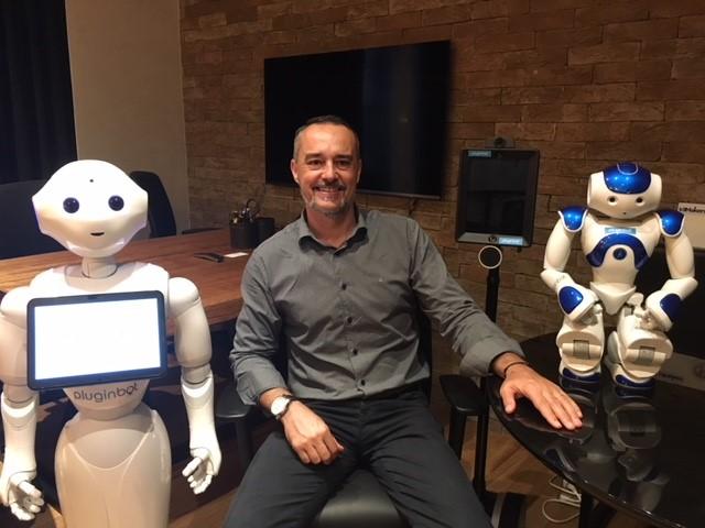 Jorge Della Via Jr assume posição estratégica na PluginBot