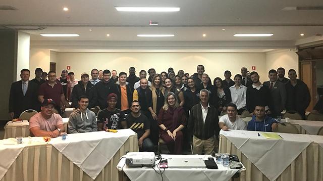 Mestres da Hospitalidade realizaram treinamento em Campos do Jordão
