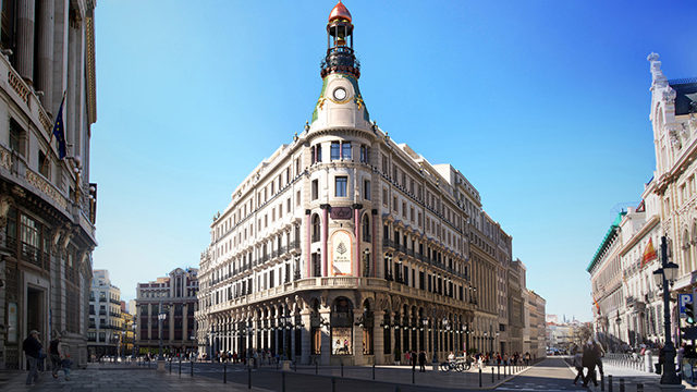 Four Seasons Hotels and Resorts anuncia empreendimento em Madri