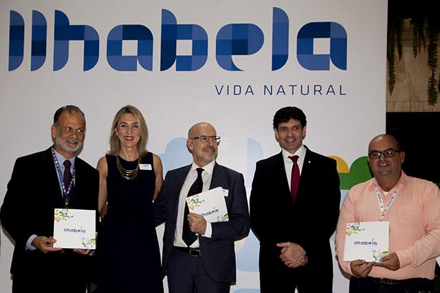 Ilhabela recebe Ministro do Turismo na WTM Latin America 2019
