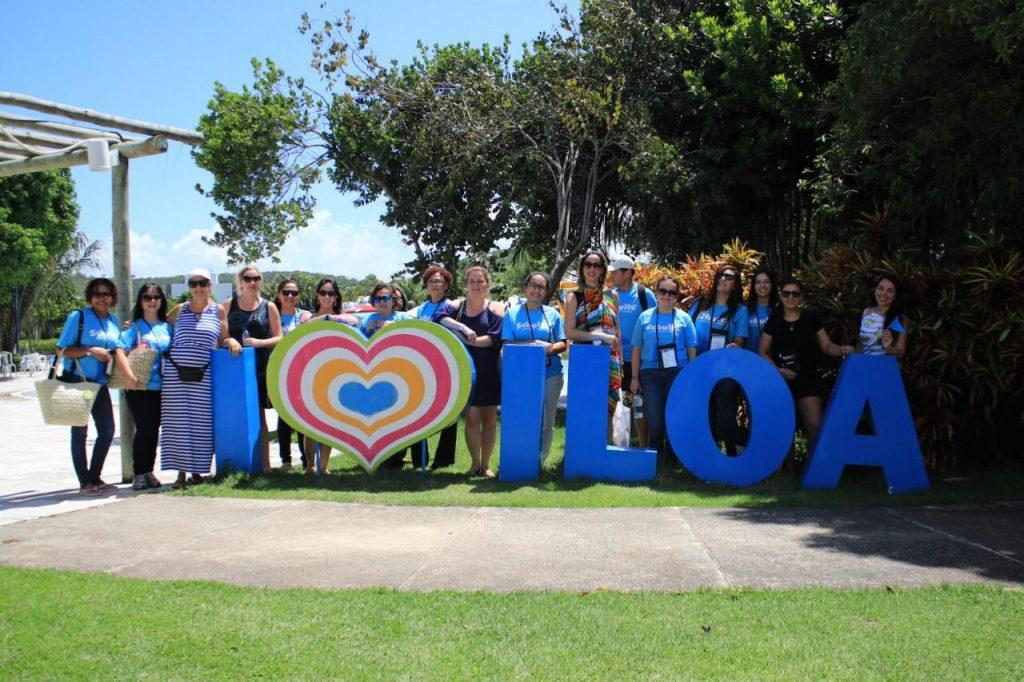 ILOA Resort recebe agentes de viagem da Convenção Schultz 2019