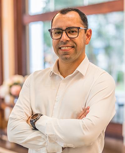 CEO do complexo Jurema Águas Quentes é coautor de livro sobre gestão