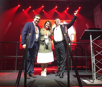 Radisson RED Campinas é premiado durante Conferência das Américas